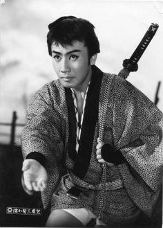 Raizo Asian American, Swords, Martial Arts, Samurai, Japanese, Actresses, Poses, Actors, Black And White