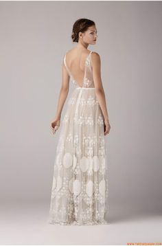 Floor-length Wedding Dresses