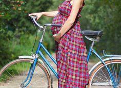 Jízda na kole v těhotenství | vTehotenstvi.cz