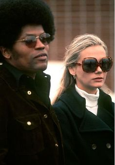 Quincy and Peggy (Mod Squad) Peggy and Link