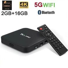 TX5 PRO is the newest version of tv box with Android 6.0 OS. Super Mini size but more powerful than any other tv box in the market, support Wi-Fi and 4K. * Android marshmallow 6.0 is a refinement and extension of the core features and functionality of android marshmallow. * Amlogic s905x is a low cost version of Amlogic s905, more stable and powerful for the fast internet browsing, game playing. * (Placed within the Amazon Associates program) * 09:40 Mar 7 2017