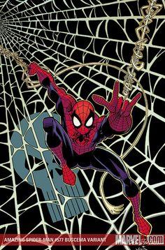 Amazing Spider-Man (1999) #577 (Buscema Variant)