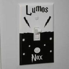 New Art Nouveau Adesivos De Interruptor De Luz