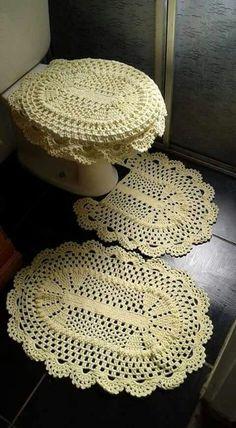 Die 456 Besten Bilder Von Badezimmer Crochet Patterns Needlepoint