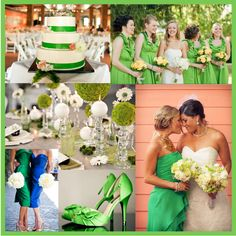 Pantone Green Flash Pantone 15-0146 green wedding colours