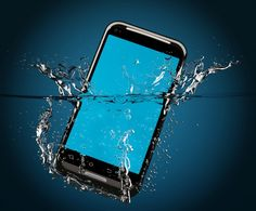 Got your phone wet? This guide will help you prevent and fix water damage to your Android smartphone. Technology Articles, Cool Technology, Diy Tech, Water Damage, Android Smartphone, Things To Know, Good To Know, Wallpaper Backgrounds
