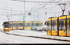 (via RailPictures.Net Photo: 2006 and 2009 Budapest Transport Limited (BKV.Zrt) Combino Supra Budapest at Budapest, Hungary by Tamás Rizsavi) Light Rail, My Town, Commercial Vehicle, Budapest Hungary, Public Transport, Transportation, Around The Worlds, Europe, City