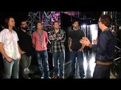 """3rd Performance - Home Free - """"Ring Of Fire"""" By Johnny Cash - Sing Off - Series 4 (Group B) - YouTube"""