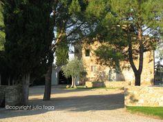 tuscan garden - entrance
