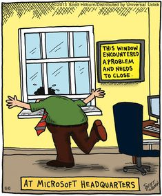 "- ""The Argyle Sweater"" by Scott Hilburn; Puns Jokes, Funny Puns, Memes, Funny Vid, Hilarious, Argyle Sweater Comic, Social Media Humor, The Argyle, Tech Humor"