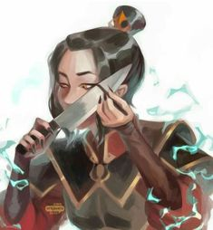The Last Avatar, Avatar The Last Airbender Art, Atla Memes, Avatar Series, Azula, Team Avatar, Fire Nation, Avatar Funny, Legend Of Korra