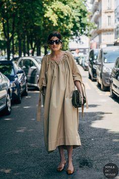 Haute Couture Spring 2019 Street Style: Irina Linovich - Moila J - Street Look, Looks Street Style, Street Chic, Spring Street Style, Modest Fashion, Teen Fashion, Fashion Outfits, Fashion Editor, Paris Fashion