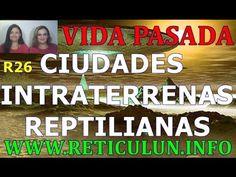 VIDA PASADA REPTILIANOS 26: REPTILIANOS Y HUMANOS VIVIENDO EN CIUDADES E...