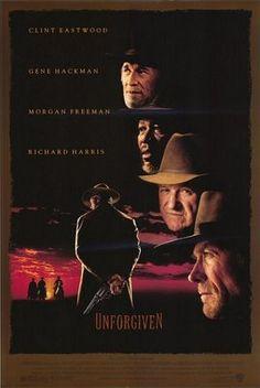 Unforgiven - cartaz do filme.