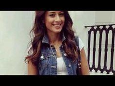 Reciclaje de Jeans: FALDA LARGA - YouTube