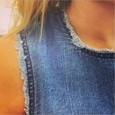 Raw edges, dream denim #asosXCovetMe #asos #covetme