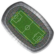 borden voetbal - Suus Kinderfeestjes