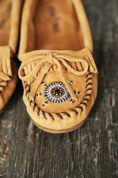 'Me To We' Moccasin By Minnetonka - The Rage