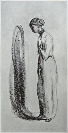 Edvard Munch - Melancholy [1908-1910]