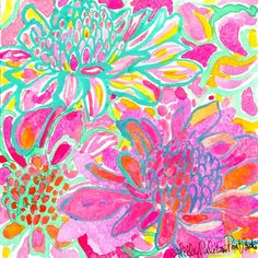 Spring is in full BLOOM #lilly5x5