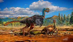 BioOrbis: Dinossauro com Bico de Papagaio?