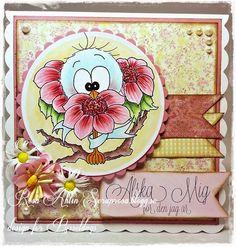 Älska mig för den jag är - made by DT-Rosa http://shop.pysseldags.se