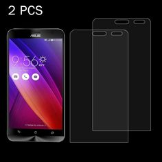 [$1.16] 2 PCS 0.26mm 9H Surface Hardness 2.5D Explosion-proof Tempered Glass Screen Film for Asus Zenfone 2 Laser / ZE500KL