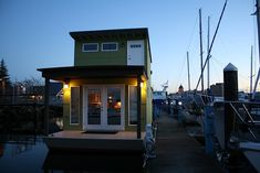 Sweet Pea Affordable Floating Home