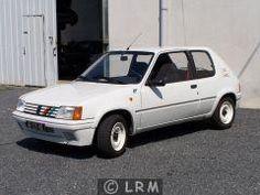Peugeot 205 Rallye (1989)