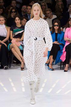 Christian Dior Spring 2015 RTW - Paris Fashion Week