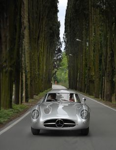Mercedes-Benz 300SLR 'Uhlenhaut' Coupe