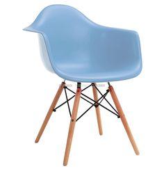 Eames spisebordsstol daw matte design stole m bler for Chaise dsw abs