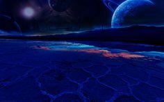 Fantasy  wasteland sci fi Landscapes | Alpha Coders | Wallpaper Abyss Sci Fi Landscape 259810