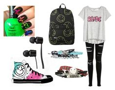 Bands by thyra-dahl on Polyvore featuring Mode, Miss Selfridge, Vans and Converse