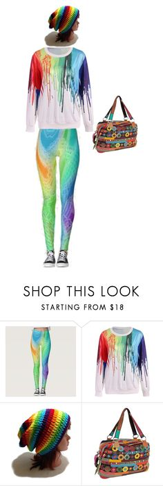 """""""gay, trans, bi, and  etc"""" by skyleighmhart ❤ liked on Polyvore featuring Disney and AmeriLeather"""