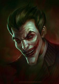 joker, by  Tatiana Vetrova.