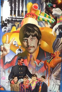 Alex Ross Paints The Beatles For Special Apple Records Box Set