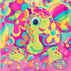 We want to see your technicolored dream world! Using #UOxLisaFrank, tweet us YOUR best Lisa Frank-inspired illustration for a chance to win one epic prize...  #lisafrank #urbanoutfitters