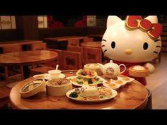 Hello Kitty Dim Sum Restaurant?