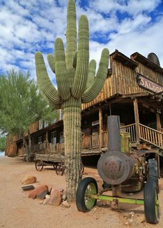 """Goldfield Ghost Town, Arizona"" by Cindy Devin on Flickr - Goldfield Ghost Town, Arizona, USA"