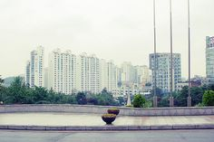 View from Sogang's Campus | Sinchon, Seoul, South Korea
