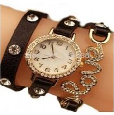 Best Collection of Designable Watches  Buy Bracelet Watch Love- Diomaond from kartzeal.com At Rs. 699 only..... Order Now....... For more  call 9716227729