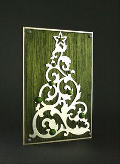 Cards merry christmas, handmade, Новый год