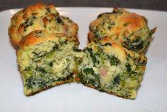 Muffin salati ricette Muffin salsiccia e friarielli