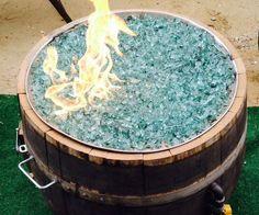 Wine Barrel Fire Pit - https://tiwib.co/wine-barrel-fire-pit/ #WineGifts