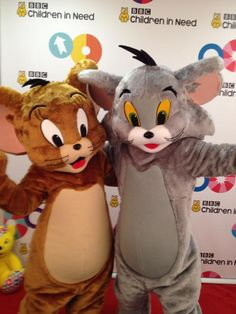 Tom and Jerry Children in Need