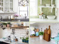 Le pareti di casa, così come i pavimenti,contribuiscono a definire lo stile degli interni di un'abitazione. I muri si trasformano in bianche tele da dec