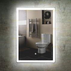Hotel Bathroom LED Light Makeup Vanity Mirror