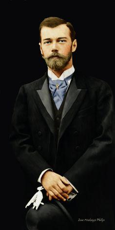 Tsar Nicholas ll of Russia. Nicholas II – (The Romanov dynasty) is remembered… Czar Nicolau Ii, House Of Romanov, Russian Revolution, Tsar Nicholas Ii, Imperial Russia, Mode Masculine, Kaiser, Dandy, Anastasia