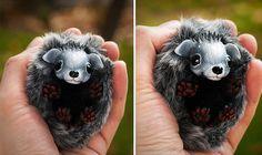 Las pequeñas criaturas fantásticas de Kasia y Jacek Anyszkiewicz - http://www.creativosonline.org/blog/las-pequenas-criaturas-fantasticas-de-kasia-y-jacek-anyszkiewicz.html
